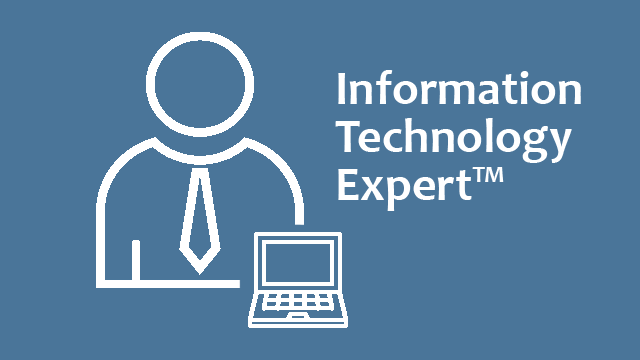 Information Technology Expert™