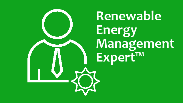 Renewable Energy Mgmt Expert™