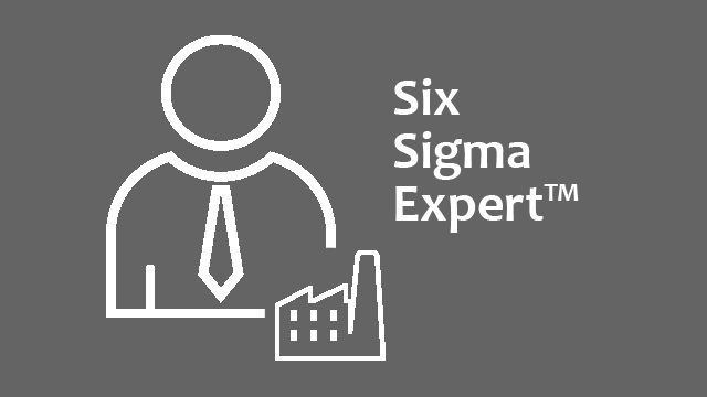 SSE - Six Sigma Expert™ Program